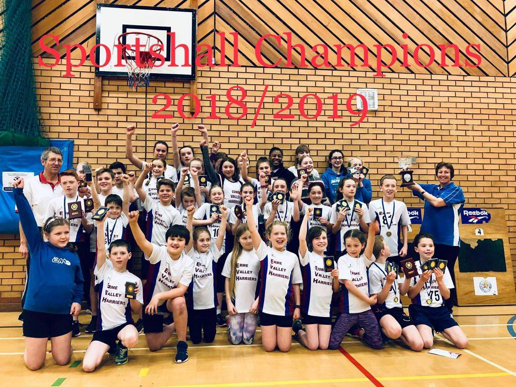 Sportshall Champions
