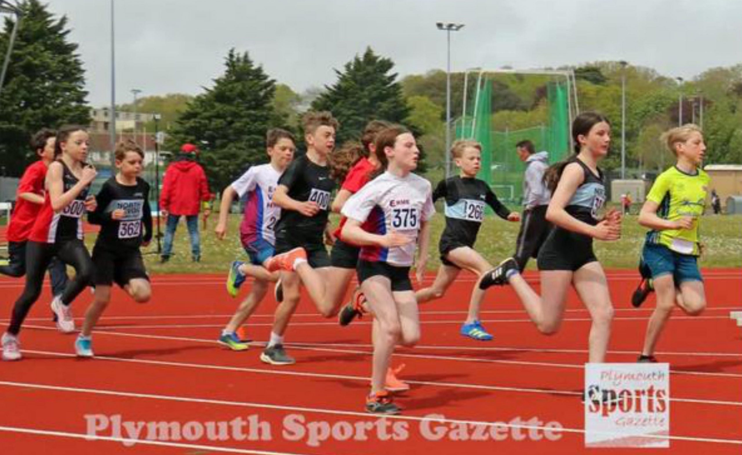 Return to track competition in Plymouth